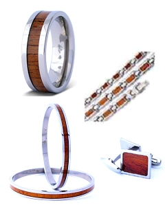 Koa Wood Rings LLC